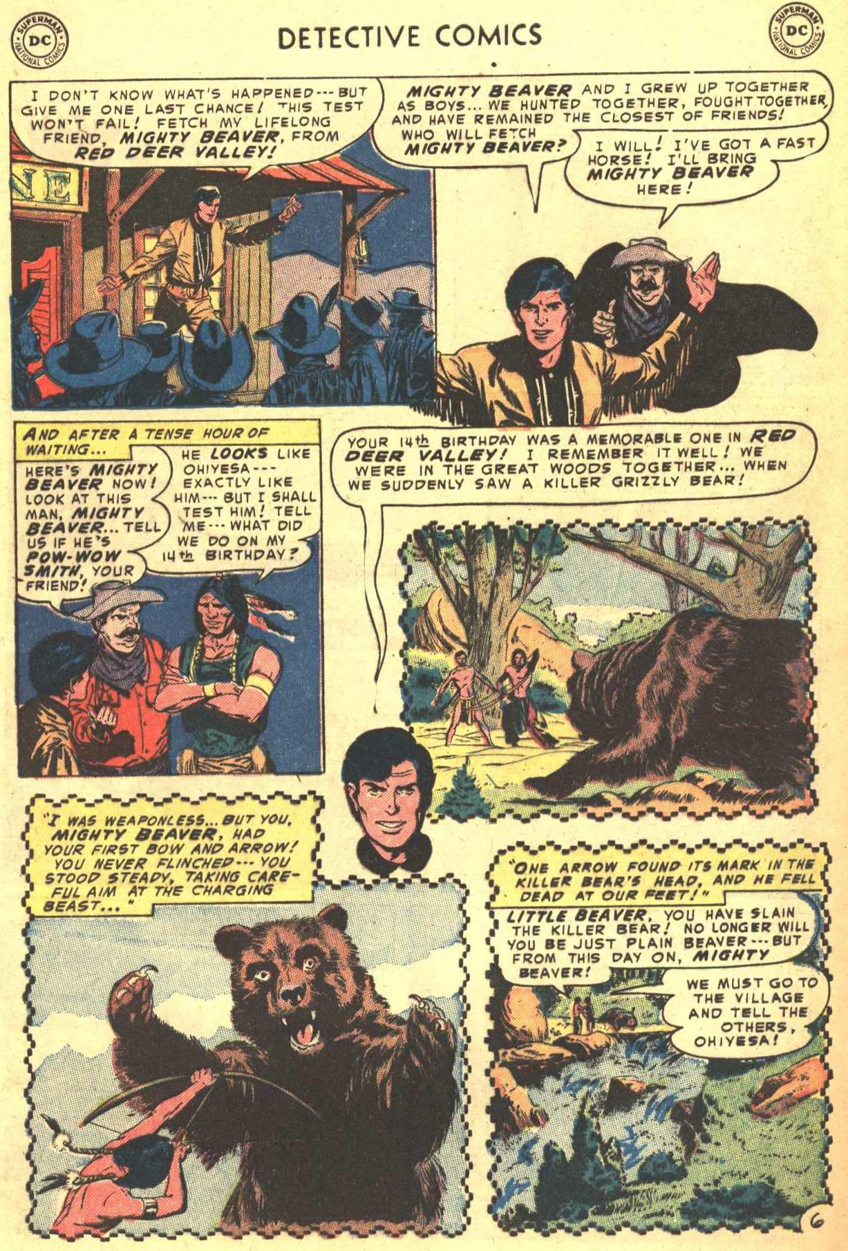 Detective Comics (1937) 198 Page 38