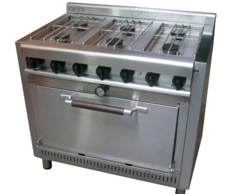 Cocinas industriales familiares for Cocina industrial hogar