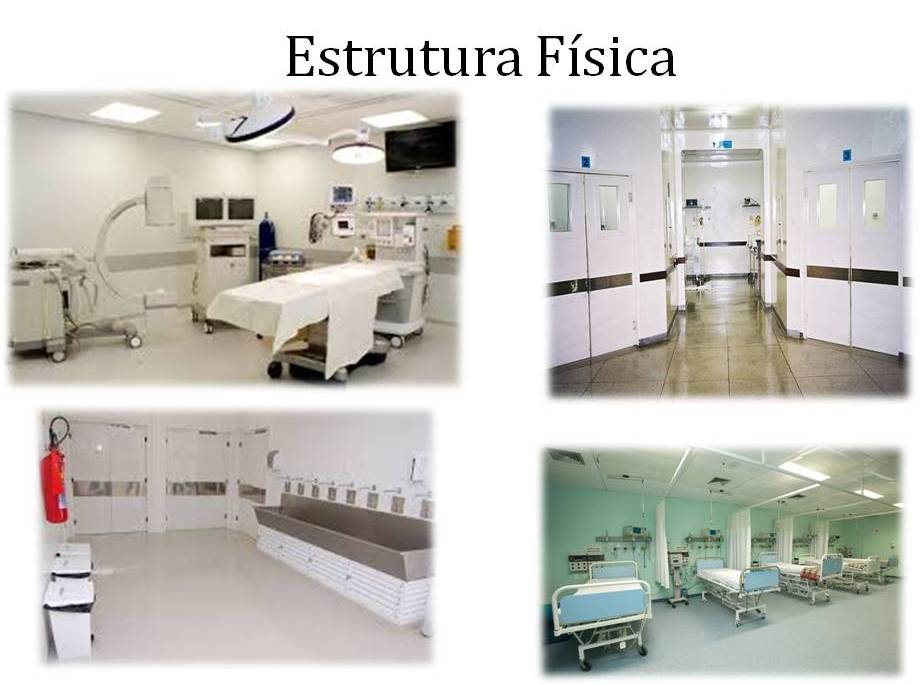 Estrutura Física Enfermagem Bio