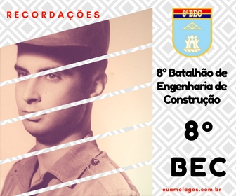 8º BEC Batalhão de Engenharia de Construção