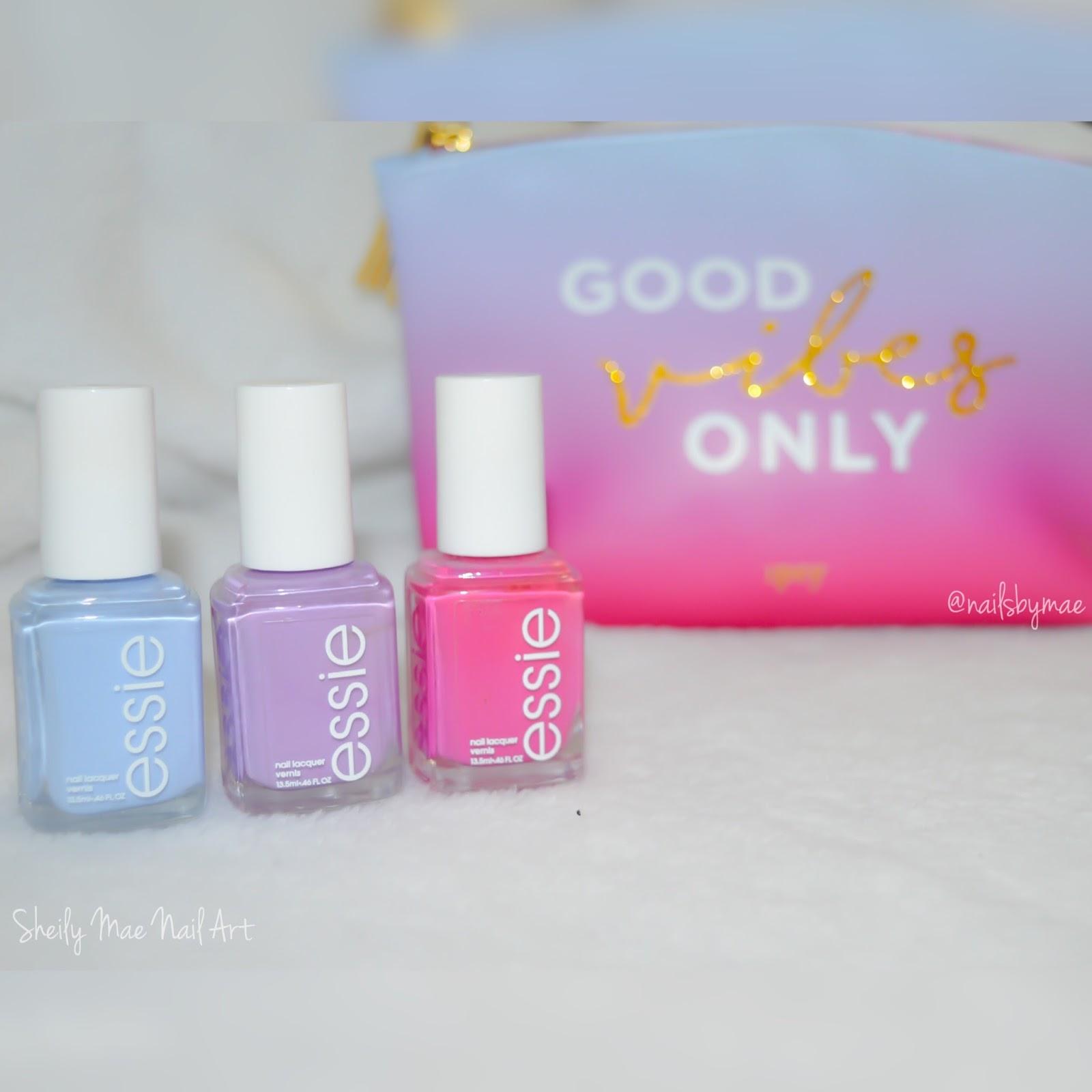 August Ipsy Glam Bag! - Nail Art Inspiration! - Sheily Mae Nail Art