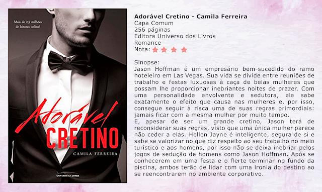 Adorável Cretino - Camila Ferreira