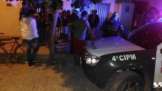 Jovem é morto por encapuzados enquanto bebia com amigos em Jaçanã no RN