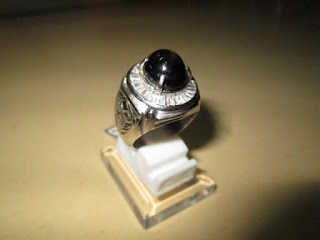 batu permata black safir ster