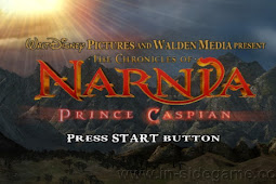 Narnia Chronicles The Prince Caspian PS2 ISO