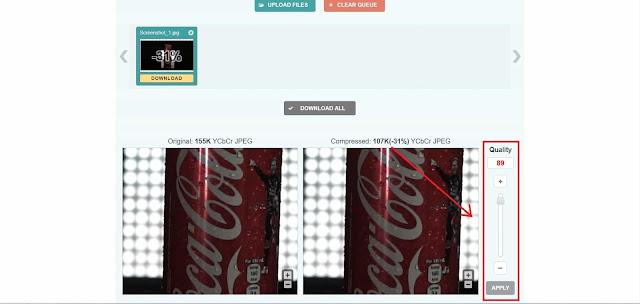 4 Cara Compress Ukuran Foto atau Gambar Tanpa Mengurangi Kualitas