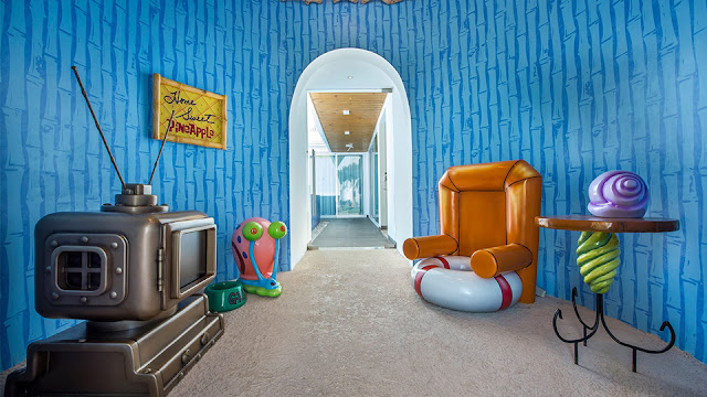 SpongeBob Family Room