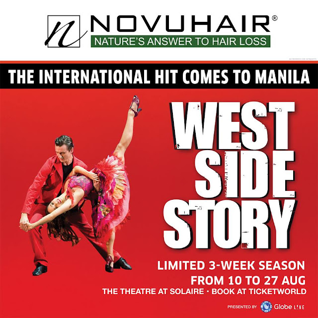 Destress Naturally With Novuhair and West Side Story