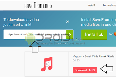 Cara Download Lagu MP3 Langsung di Android