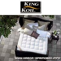 king koil masterpiece