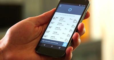 Microsoft Cortana su Android