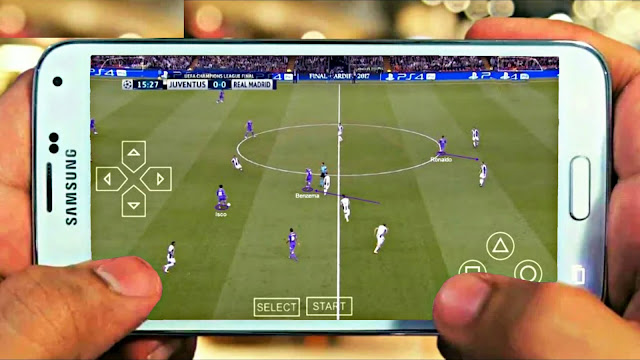 Download PES 2019 Android 800 Mb Best Graphics Offline