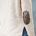 Bluzlara Pullu Kumaşlarla Dirsek Yapımı