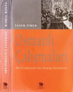 Taner Timur - Osmanlı Çalışmaları