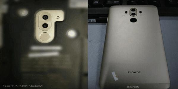 ماسح-قزحية-العين-في-هاتف-Huawei-Mate-9