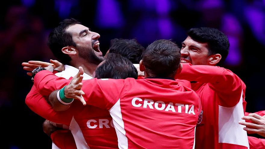 La Croazia ha vinto la Coppa Davis