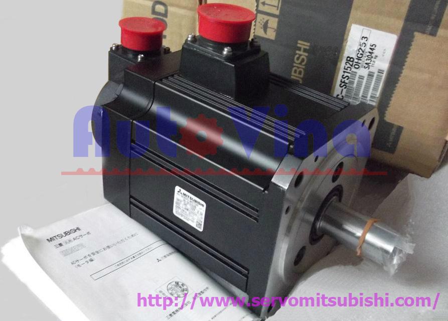 Đại lý bán động cơ Servo HF-SP152 công suất 1.5kW, tốc độ 2000 vòng phút