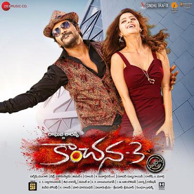 Kanchana 3 (2019) Telugu Movie Naa Songs Free Download