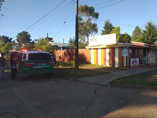 🚨 Asalto afecta carnicería de Río Bueno