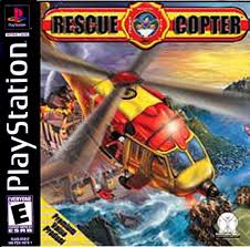 Rescue Copter - PS1 - ISOs Download