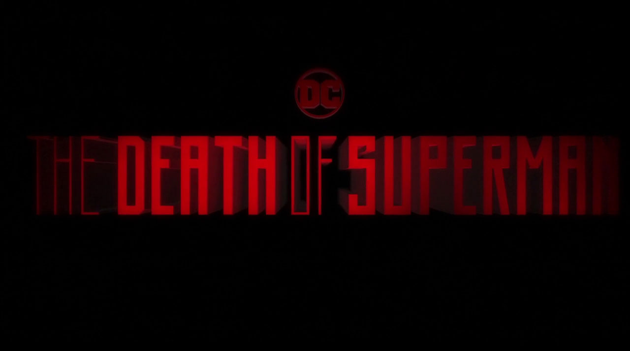 HD The Death of Superman photos screen shots poster