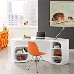 Cutting Edge Modern Desk