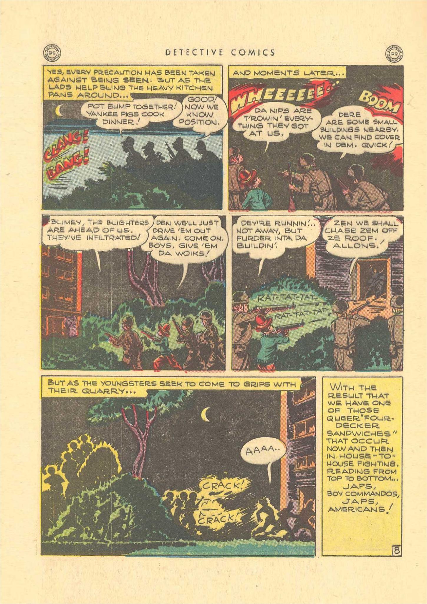Read online Detective Comics (1937) comic -  Issue #109 - 46