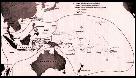 Penyebaran Manusia dan Bahasa Austronesia