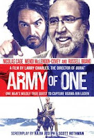 Army of One (2016) Poster