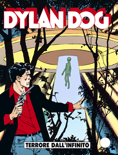 Dylan Dog (1986) 61 Page 1