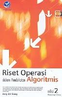 Riset Operasi dalam Pendekatan Algoritmis – edisi 2 – CD
