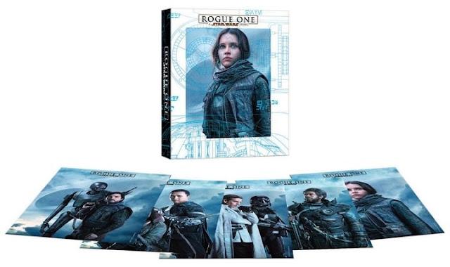 Edición doméstica de Rogue One: A Star Wars Story