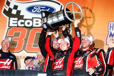 Cole Custer dominates