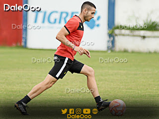 Norberto Palmieri - jugador polifuncional de Oriente Petrolero - DaleOoo