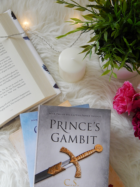 Prince's Gambit No Spoiler Book Review | sprinkledpages