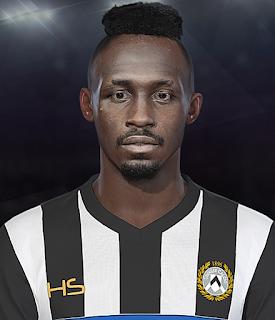 PES 2018 Faces Séko Fofana by Prince Hamiz