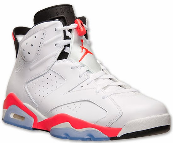 133e2bb25d0 2014 is officially the year of the Air Jordan VI as we celebrate it's 23rd  Anniversary. One of the first Air Jordan 6 Retro colorways set to drop is  this ...