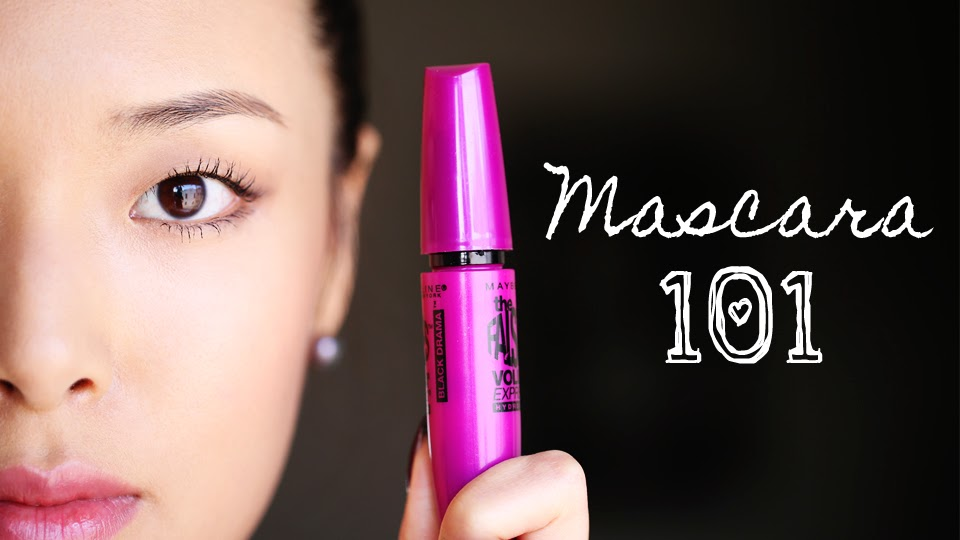 0f531066f44 Hey guys! Today I have another basics video that I wanted to share. Today's  topic is on mascara, one of the most elementary steps to putting on makeup.