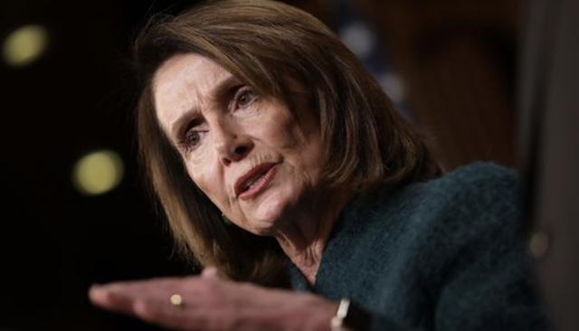 Nancy Pelosi: New group of Democrats oppose her for House Speaker