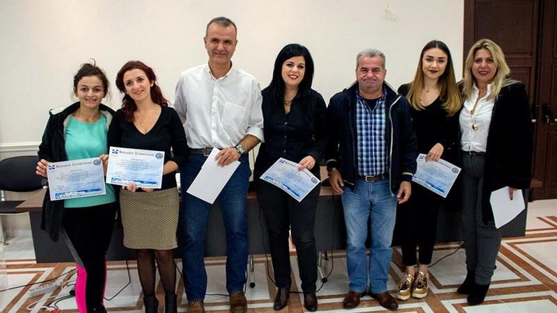 Βραβεύθηκαν οι εθελοντές του Run Greece Αλεξανδρούπολης και οι συνεργαζόμενοι φορείς του
