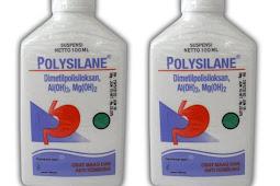Informasi Obat Polysilane Syrup