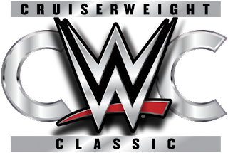 WWE Global Cruiserweight Classic tournament 2016 logo
