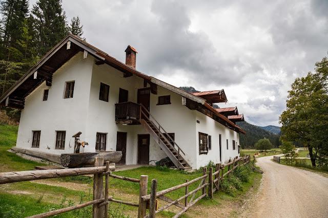 Rundweg Röthelmoos Almen – Weitsee  Wandern Ruhpolding  Wanderung Chiemgau 06