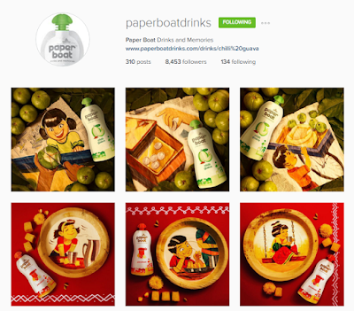 Content consistency and effective Instagram marketing by Paper boat