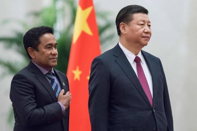 Mantan Presiden Maladewa Diperiksa Polisi Terkait Perjanjian Gelap dengan China