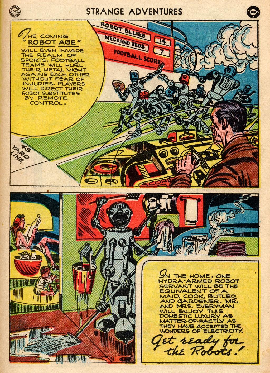Strange Adventures (1950) issue 2 - Page 33