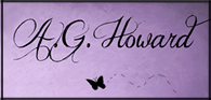 A.G. Howard's Official Website