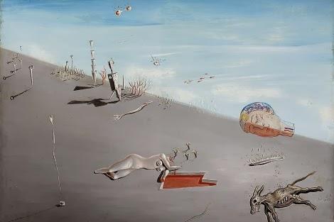Salvador Dalí el periodo Lorca