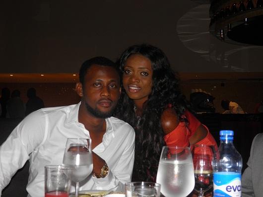 Nollywood actress Victoria Egbuchere B'day