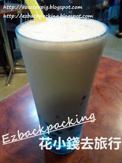旺角珍珠奶茶